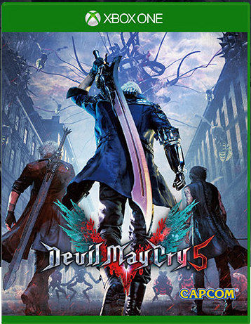 5 XBOX ONE - Devil May Cry
