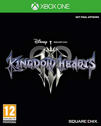 XBOX ONE - Kingdom Hearts III הזמנה מוקדמת!
