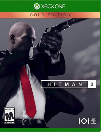XBOX ONE - Hitman 2 Gold Edition