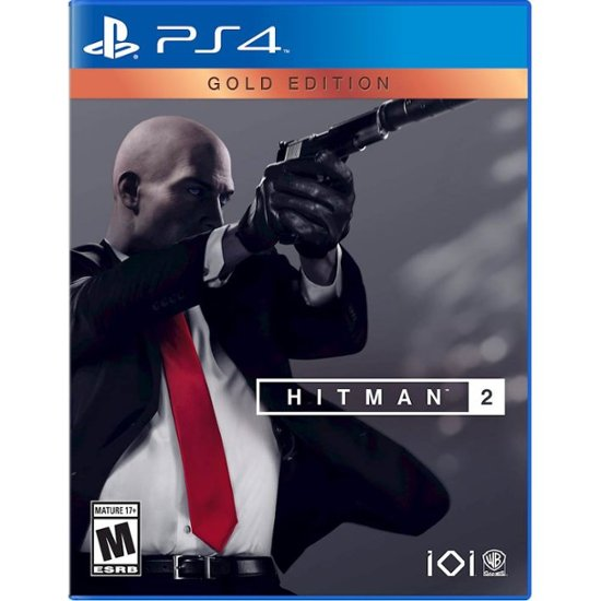 PS4 - Hitman 2 Gold Edition