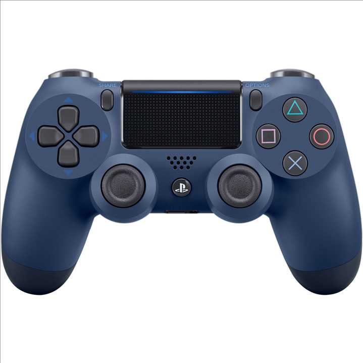 PS4 - Dual Shock 4 Controller Navy שלט מקורי רוטט