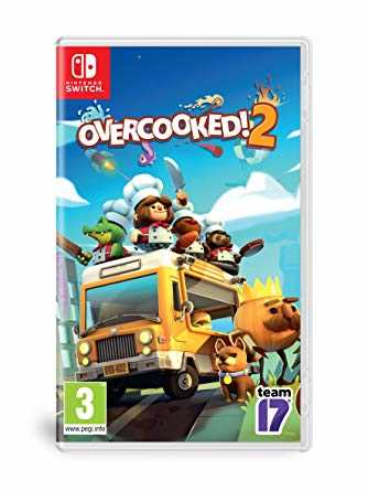 Switch - Overcooked 2
