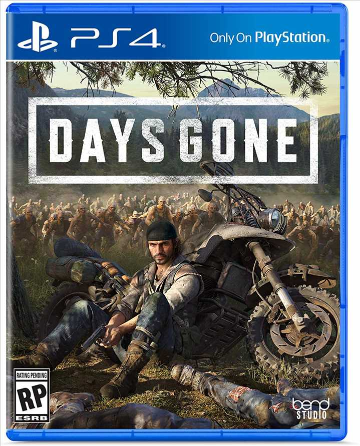 PS4 - Days Gone מבצע !