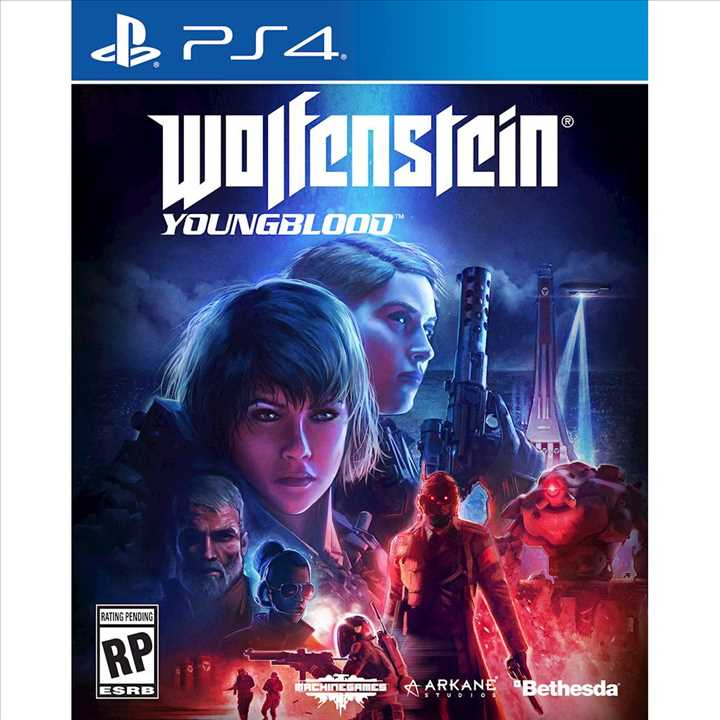 PS4 - Wolfenstein: Youngblood הזמנה מוקדמת!