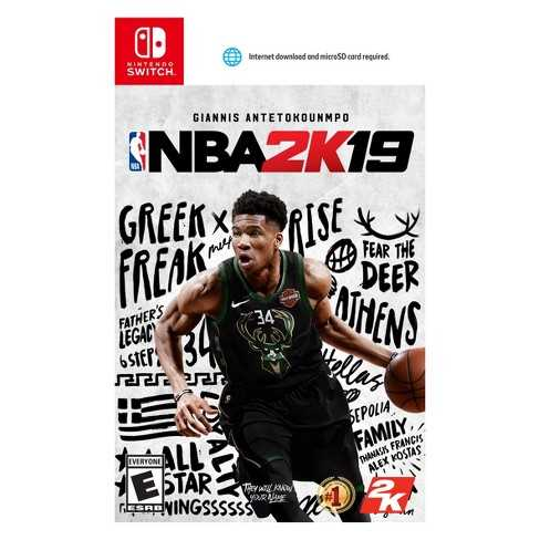 Switch - NBA 2K19