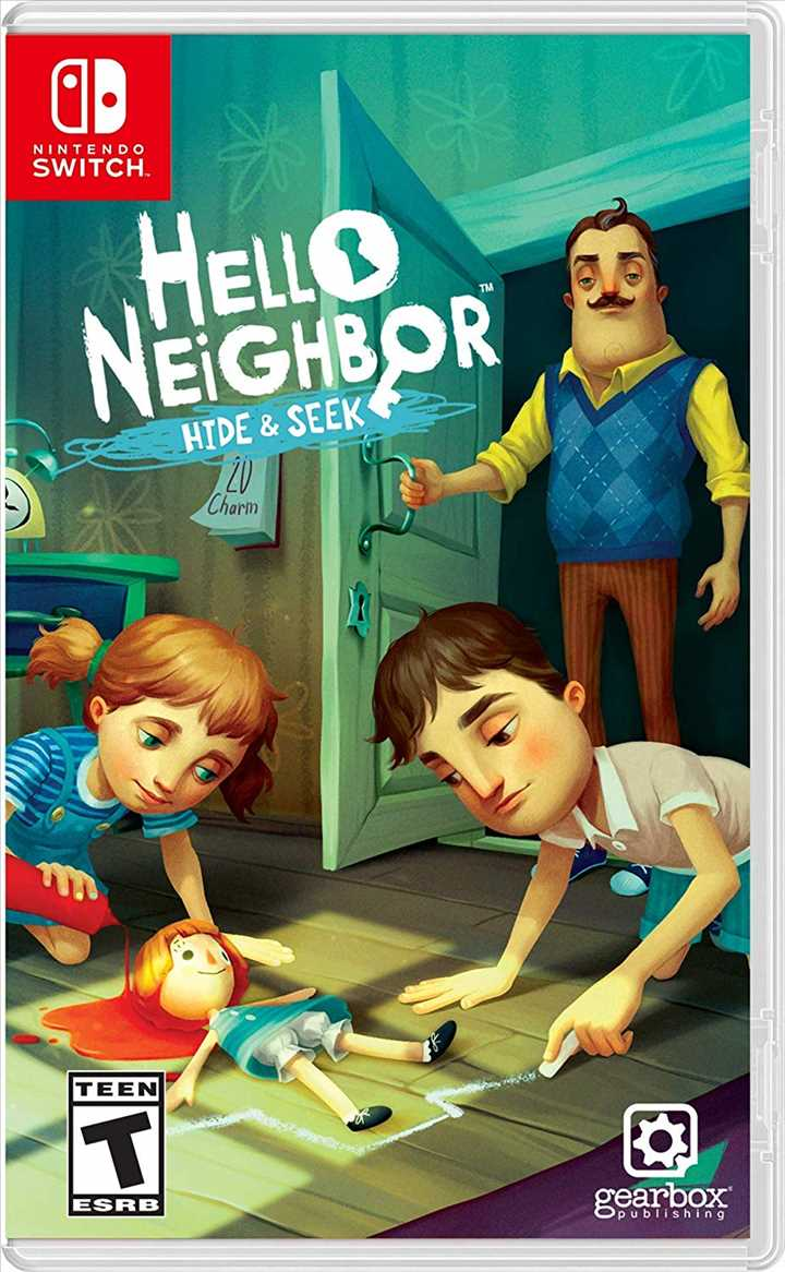 Switch - Hello Neighbor: Hide and Seek