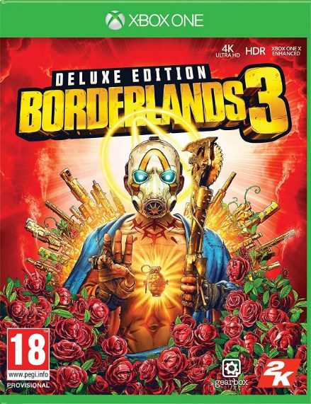 XBOX ONE - BORDERLANDS 3 DELUXE EDITION