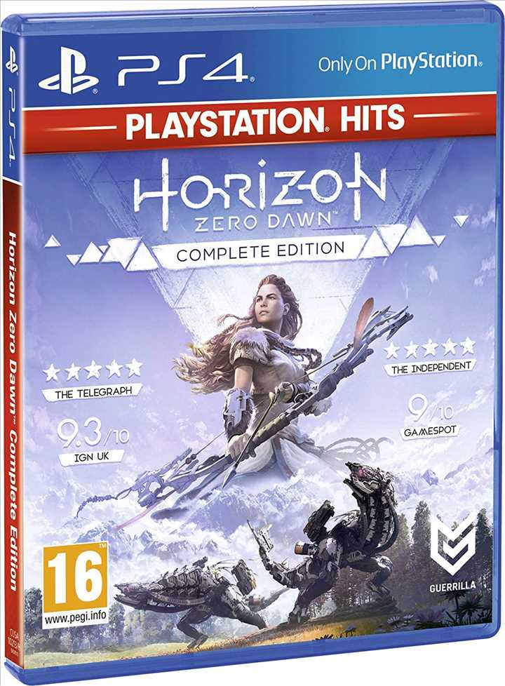 PS4 - Horizon Complete Edition