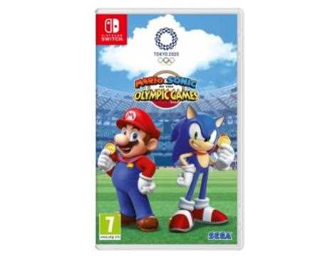 SWITCH - Mario and Sonic at The Olympic Games Tokyo 2020