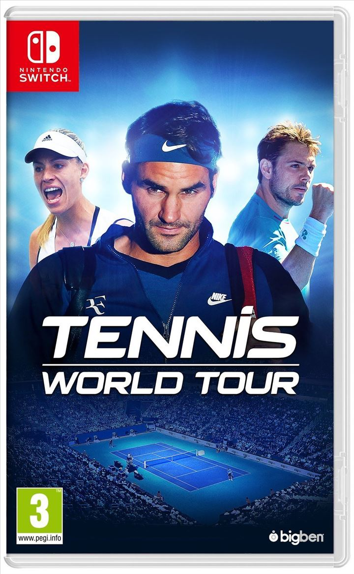 SWITCH - Tennis World Tour