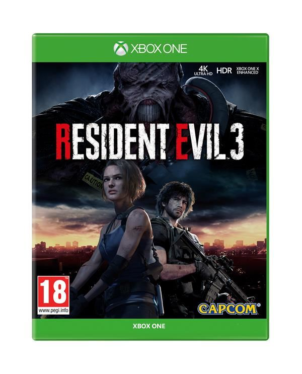 Xbox One - RESIDENT EVIL 3 Standard Edition