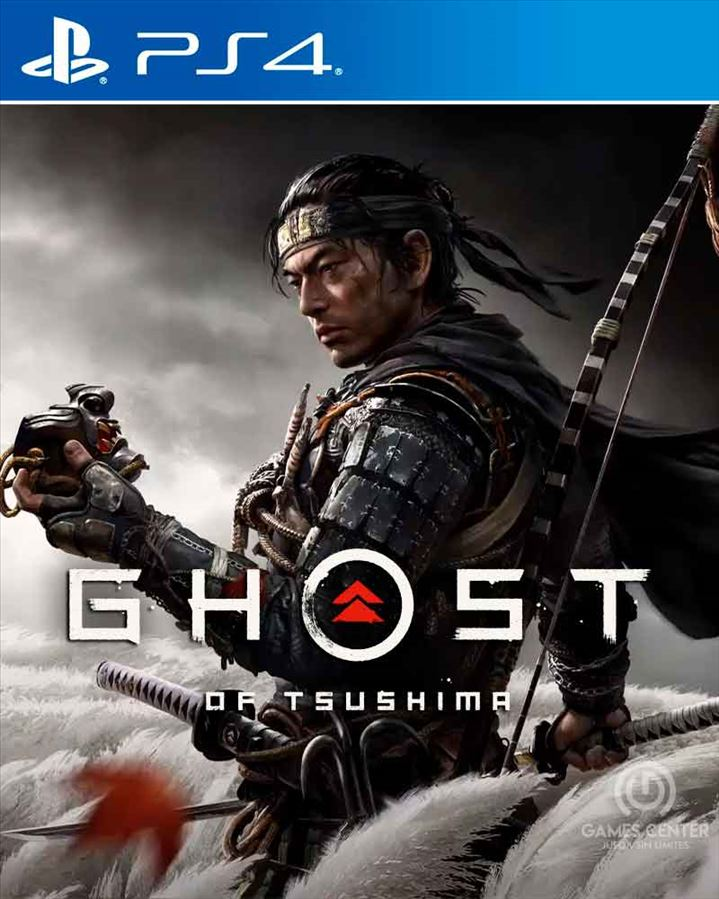 PS4 - GHOST OF TUSHIMA