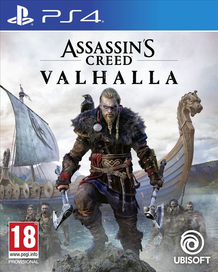 PS4 - Assassin's Creed Valhalla