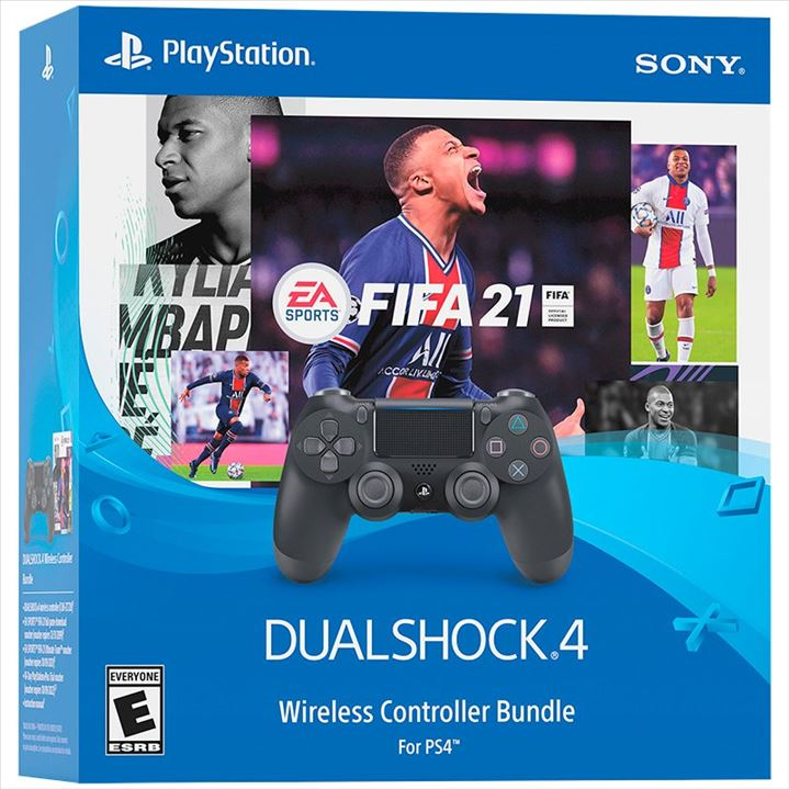 DualShock 4 Wireless controller + Voucher for Fifa 21