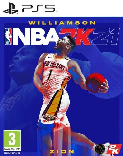 PS5 - NBA 2K21 Standard Edition