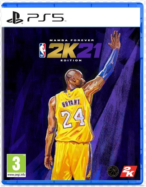 PS5 - NBA 2K21 Legend Edition