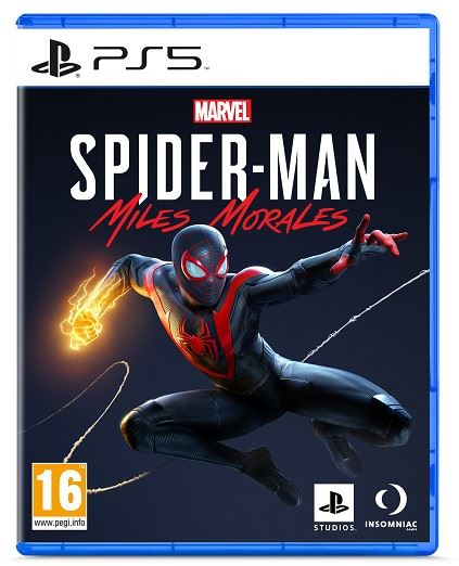 PS5 - Marvel's Spider-Man: Miles Morales