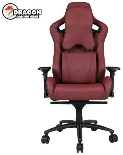 DRAGON Gaming Chair GT DLX Porsche Brown