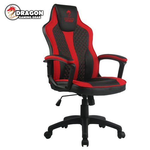 Dragon Gaming Chair Sniper Red