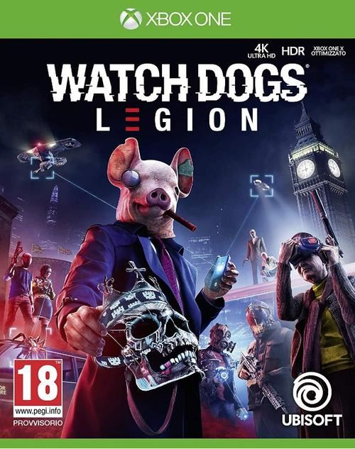 Xbox One - Watch Dogs Legion