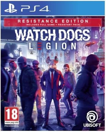 Xbox One - Watch Dogs Legion Resistance Edition