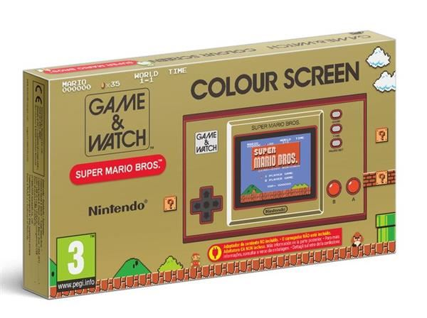 Switch - Game & Watch