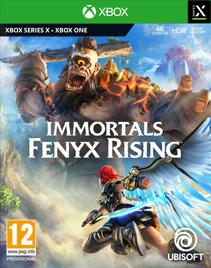 xbox - Immortals Fenyx Rising