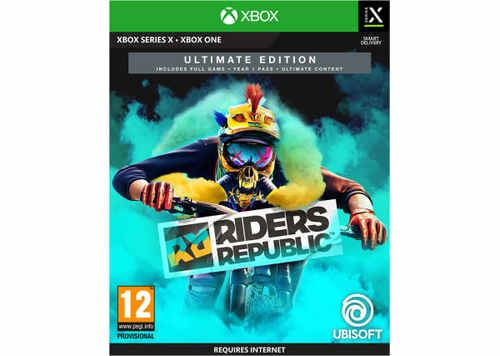 XBOX - RIDERS REPUBLIC: Ultimate Edition